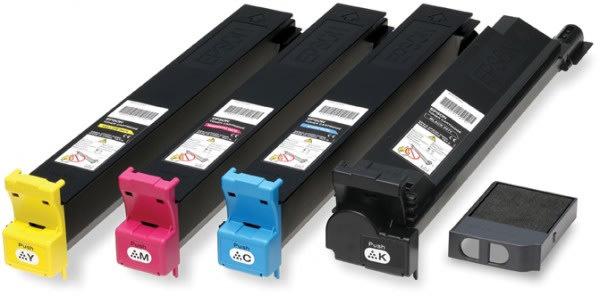Epson C13S050477 lasertoner, sort, 14000s