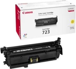 Canon nr.723Y/2641B002AA lasertoner, gul, 8500s