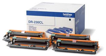 Brother DR230CL lasertromle, sampak, 15000s