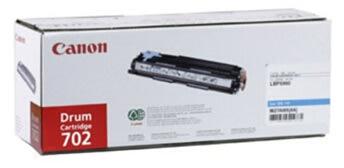 Canon nr.702BK/9628A004AA lasertromle, sort, 40000