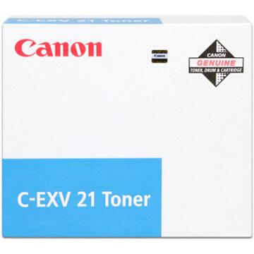 Canon 0453B002AA lasertoner, blå, 26000s