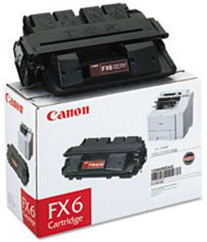 Canon FX-6/1559A003AA lasertoner, sort, 5000s