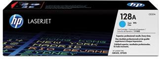 HP nr.128A/CE321A lasertoner, blå