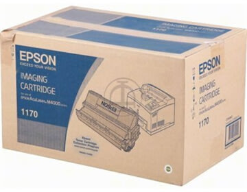 Epson C13S051170 lasertoner, sort, 20000s