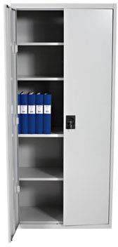 Opbevaringsskab model maxi grå