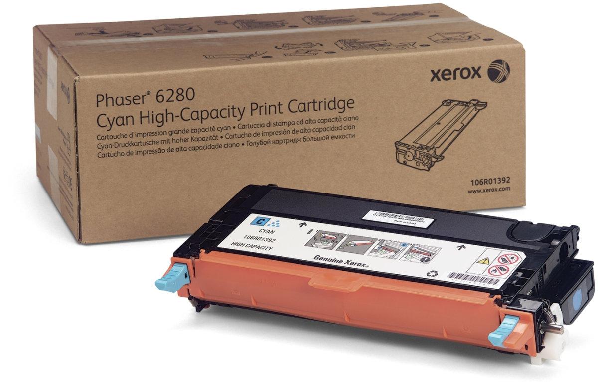 Xerox 106R01392 lasertoner, blå, 5900s