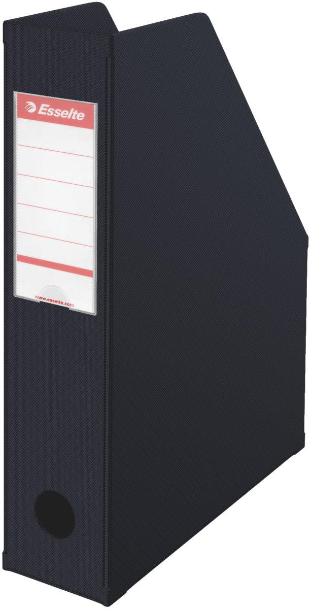 Esselte Vivida Maxi A4 tidsskriftholder, sort