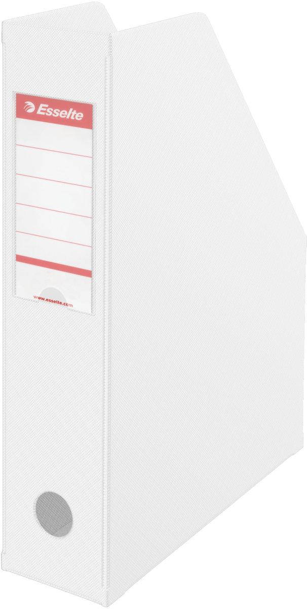 Esselte Vivida Maxi A4 tidsskriftholder, hvid