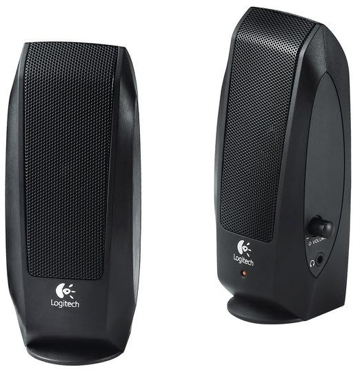 Logitech S120 Multimedie PC-højtalere