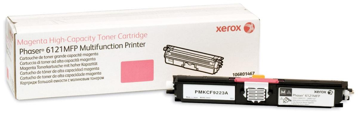 Xerox 106R01467 lasertoner, rød, 2600s