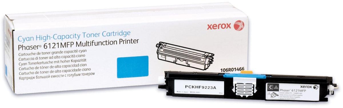Xerox 106R01466 lasertoner, blå, 2600s