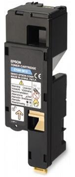 Epson C13S050613 lasertoner, blå, 1400s