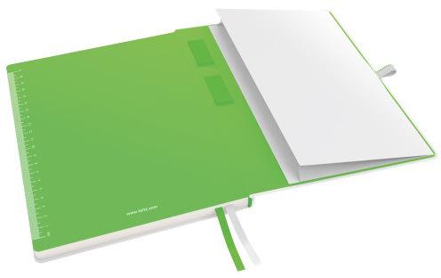 Leitz Complete notesbog iPad, kvadreret, hvid