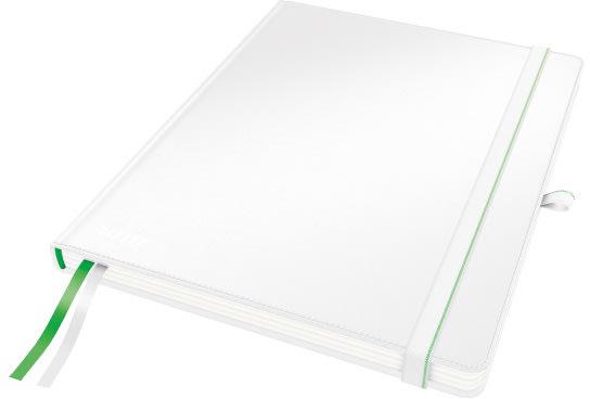 Leitz Complete notesbog iPad, linjeret, hvid