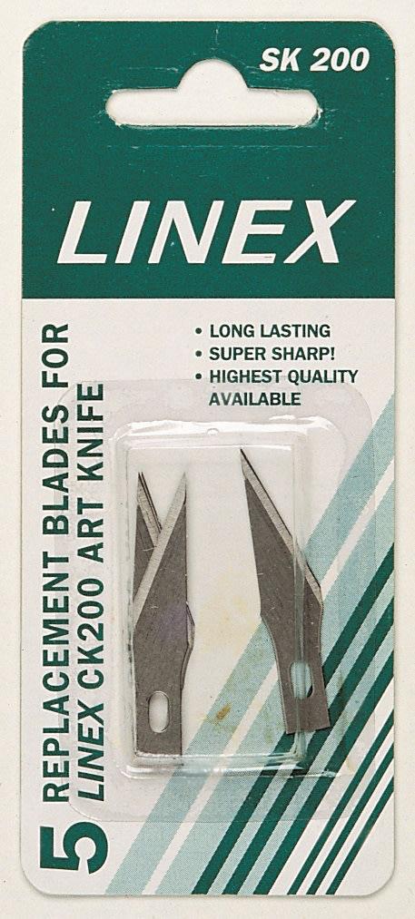 Linex knivblade SK200 - 5 blade