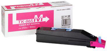 Kyocera TK-865M Lasertoner Magenta