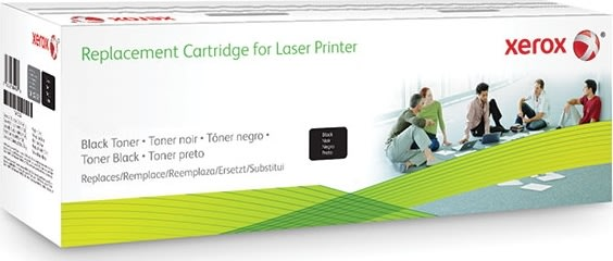 Xerox 106R02185 lasertoner, sort, 8500s