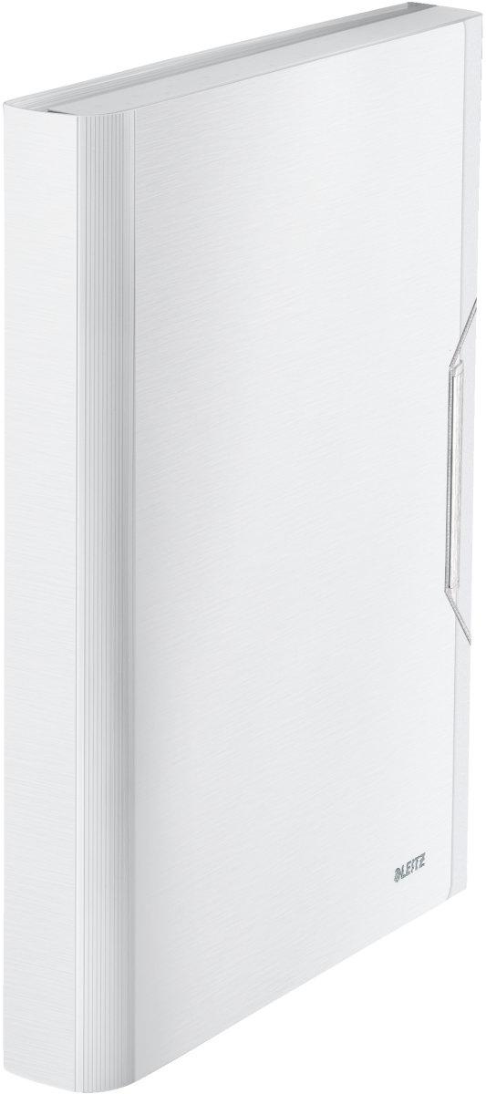 Leitz Style projektmappe, hvid