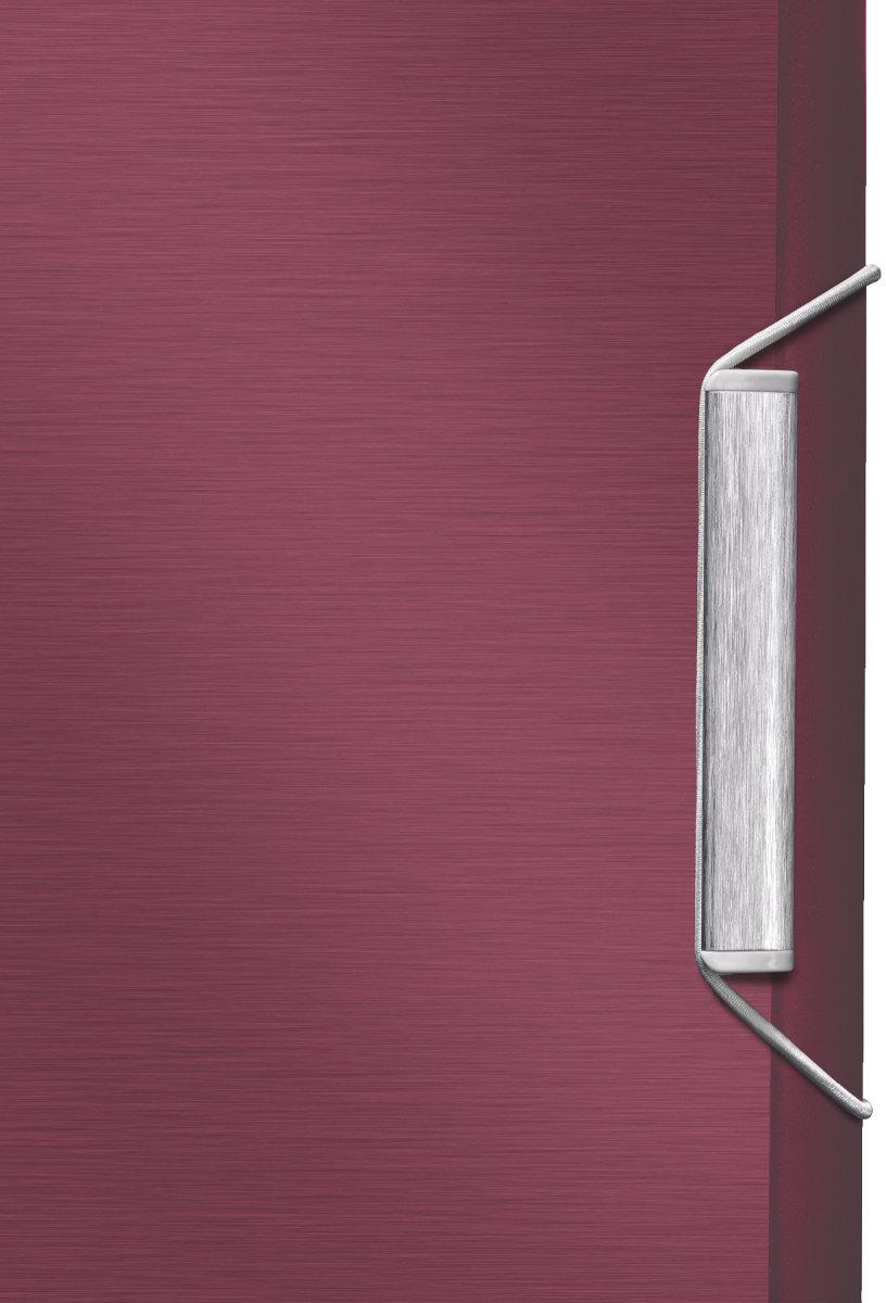 Leitz Style sorteringsmappe 12-delt, rød
