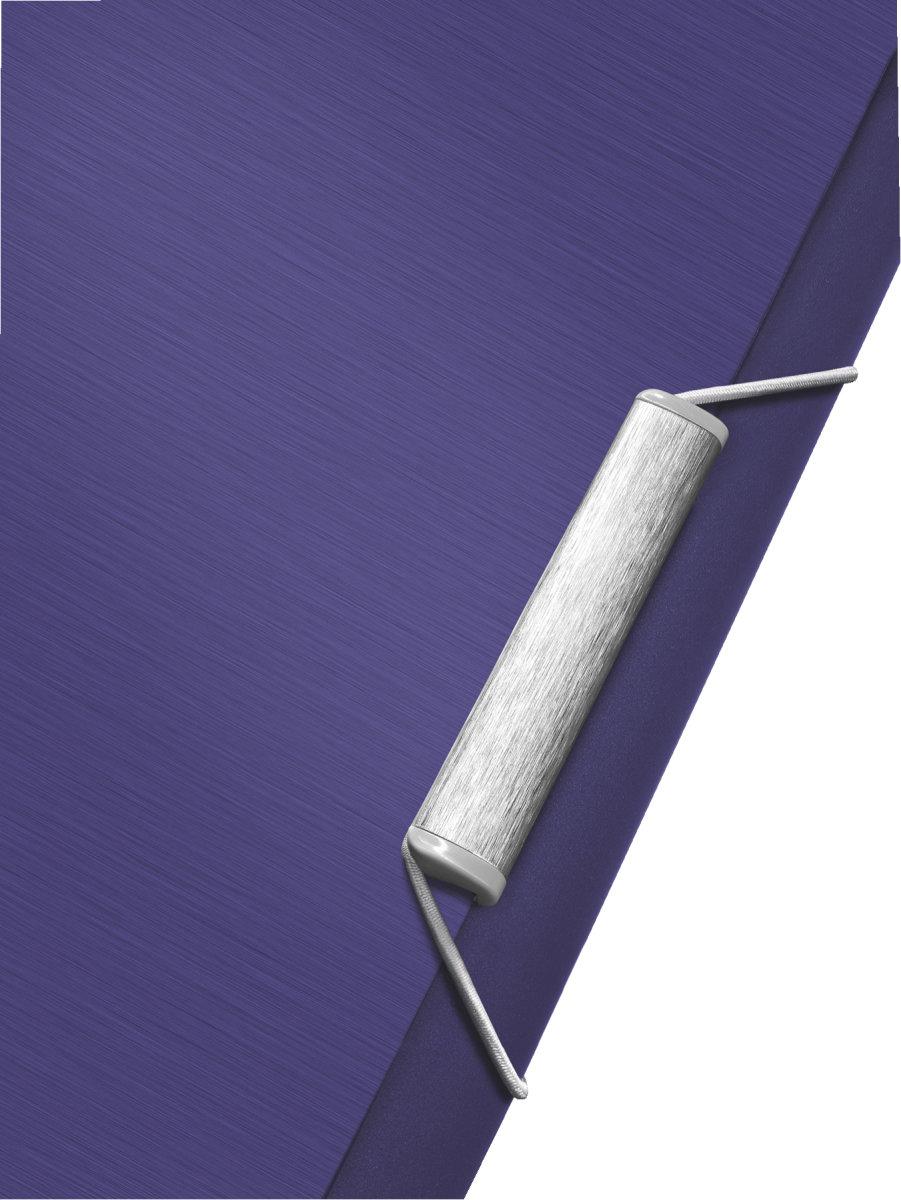 Leitz Style sorteringsmappe 12-delt, blå