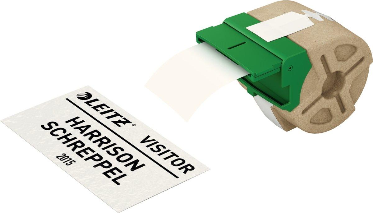 Leitz Labelpatron karton, 57 mm x 22 m
