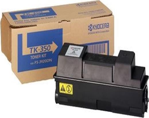 Kyocera 0T2J10EU lasertoner, sort, 15000s.