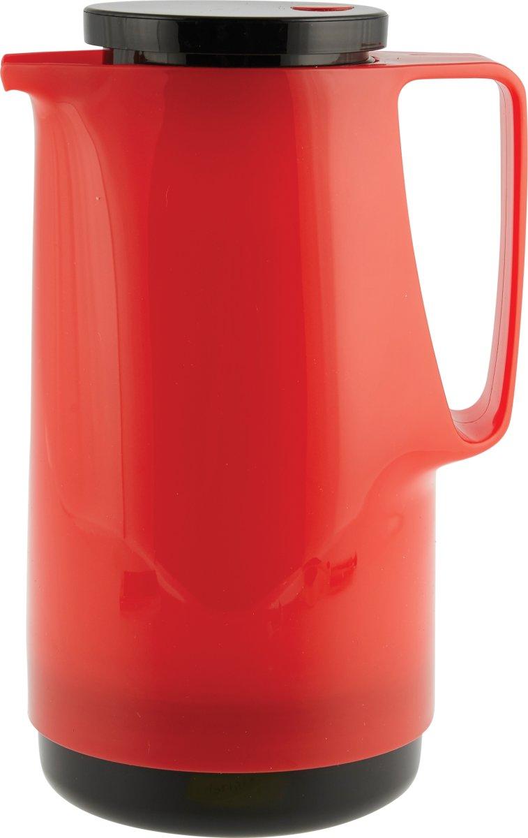 Rotpunkt termokande 1 liter, rød