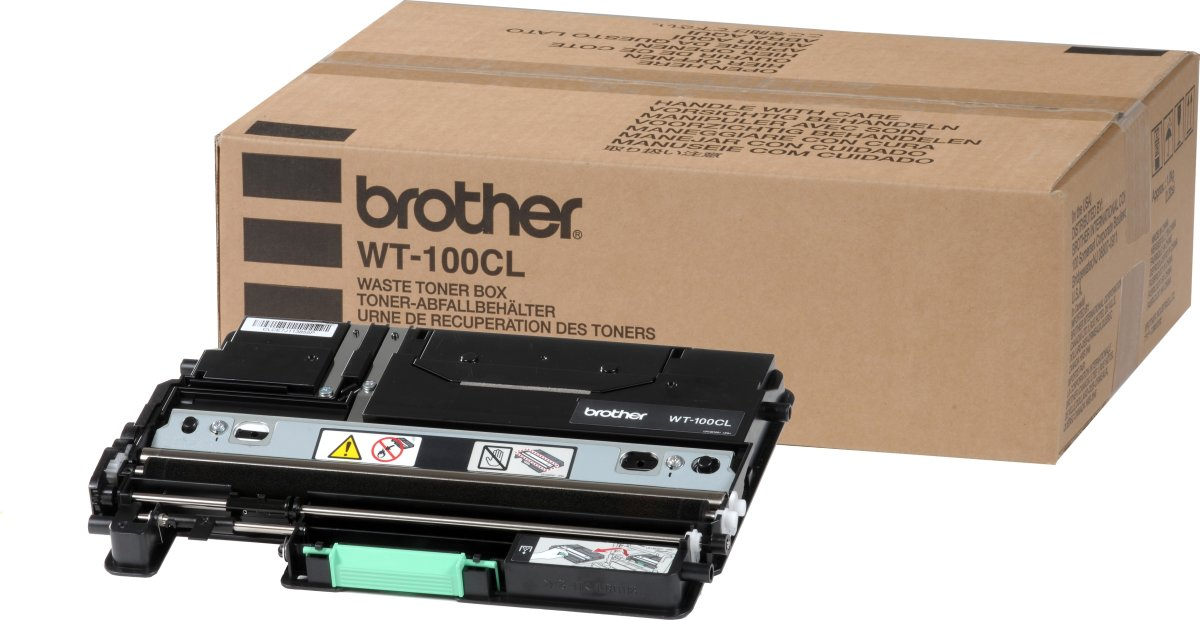 Brother WT100CL waste toner, 20000s