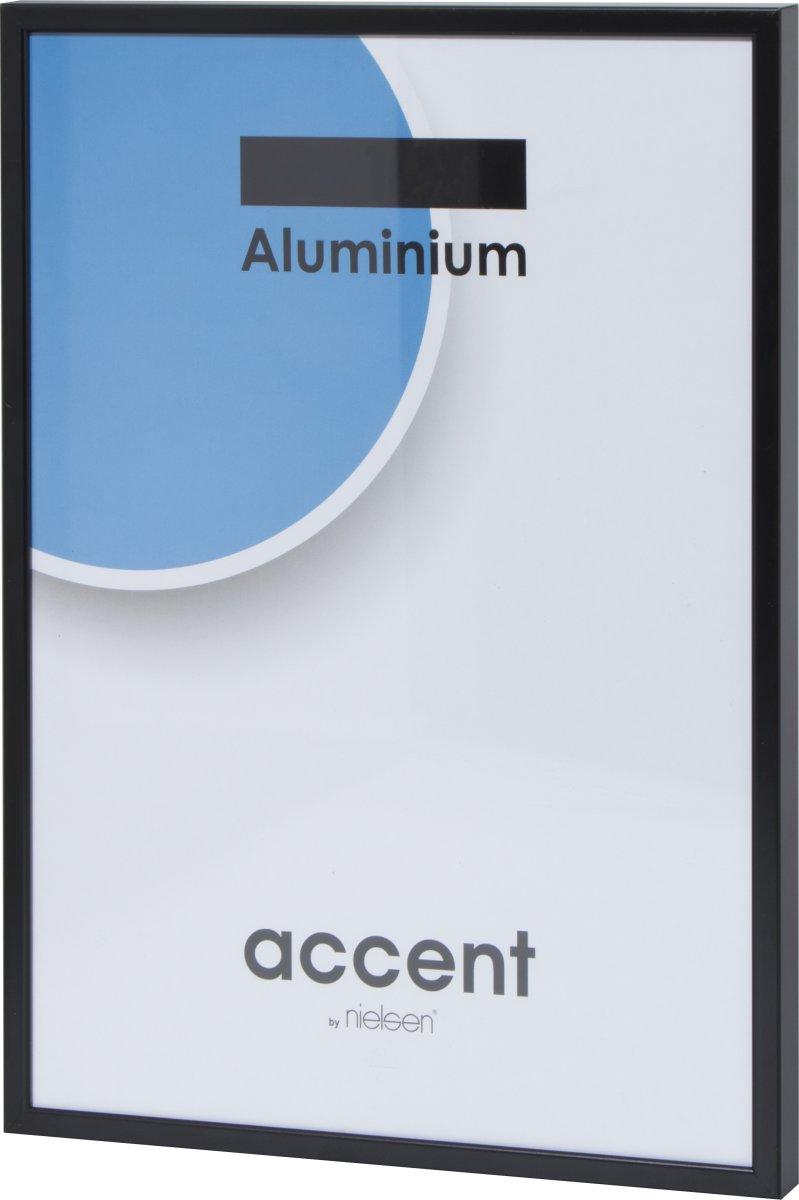 Accent Fotoramme 13 x 18 cm, sort