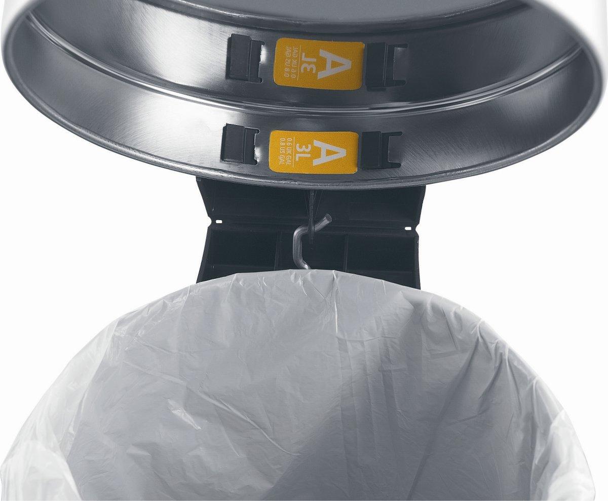 Brabantia Affaldspose A, 3 liter, 20 stk.