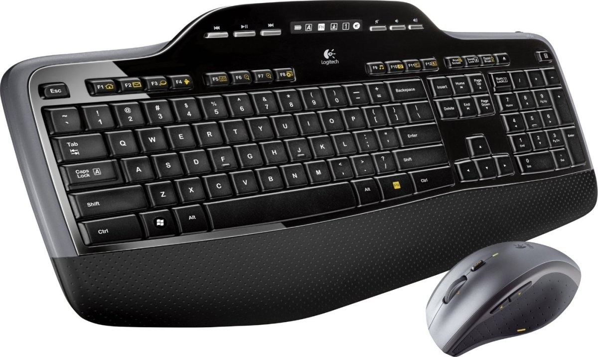 Logitech Wireless Desktop MK710 tastatur + mus