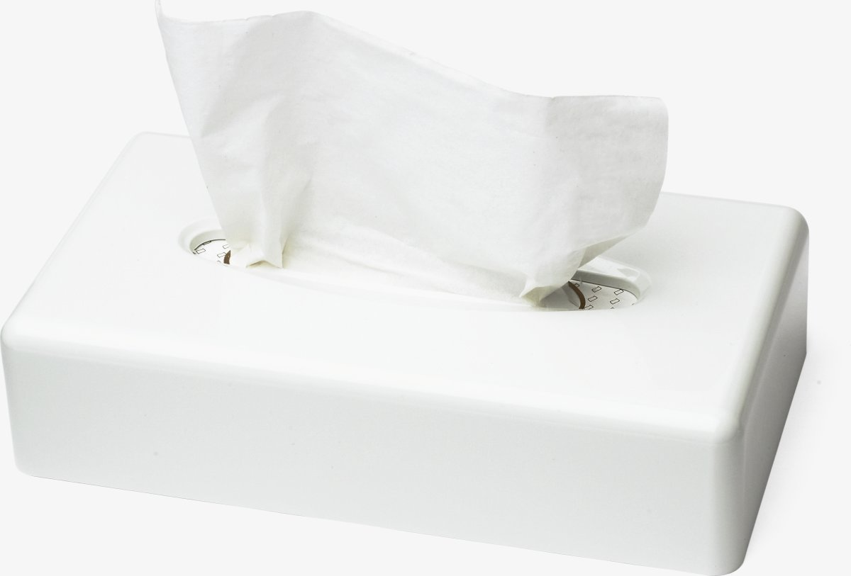 Tork F1 Dispenser ansigtsservietter, hvid