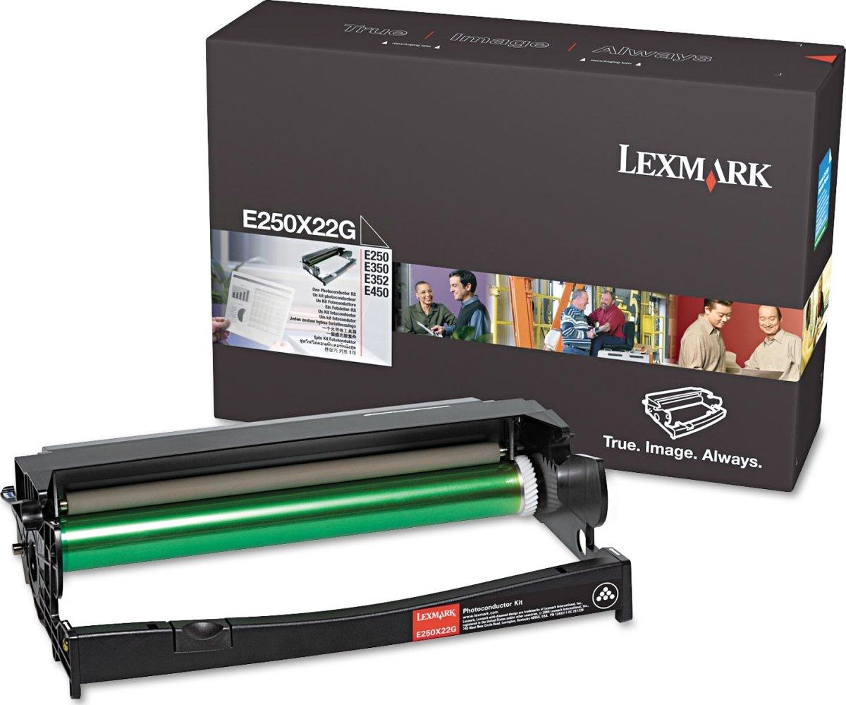 Lexmark E250X22G photoconducer unit, 30000s