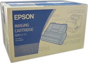 Epson C13S051111 lasertoner, sort, 17000s