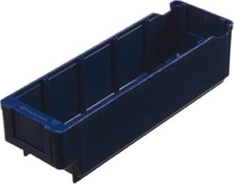 Arca systembox, (LxBxH) 300x94x80 mm, 1,5 L, Blå