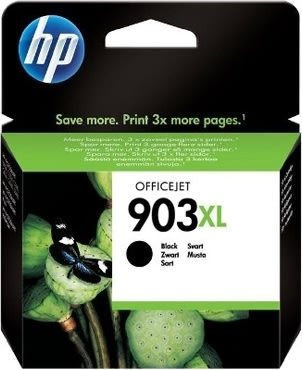 HP no.903XL/T6M15AE blækpatron, sort 825 sider