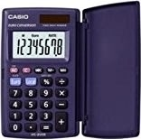 Casio HS-8VER lommeregner