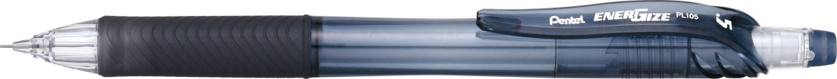 Pentel PL105 EnerGizeX pencil 0,5 mm, sort