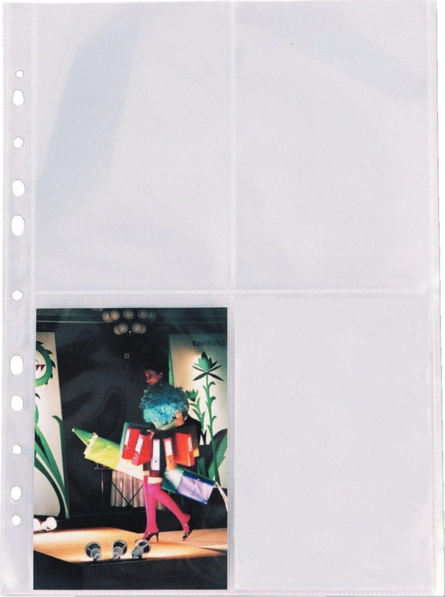 Esselte fotolommer 10x15cm, lodret, 10stk/pose