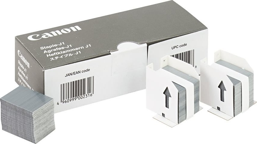 Canon J1 hæfteklammer 3x5000stk
