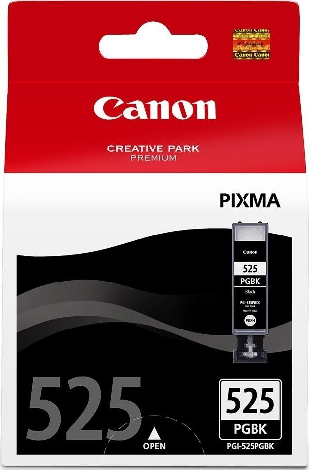 Canon PGI-525 blækpatroner, sort, 2 x 19 ml