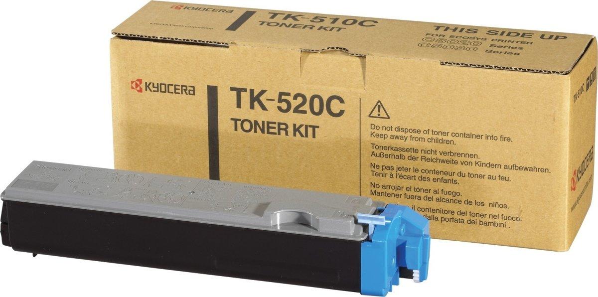 Kyocera 0T2HJCEU lasertoner, blå, 4000s