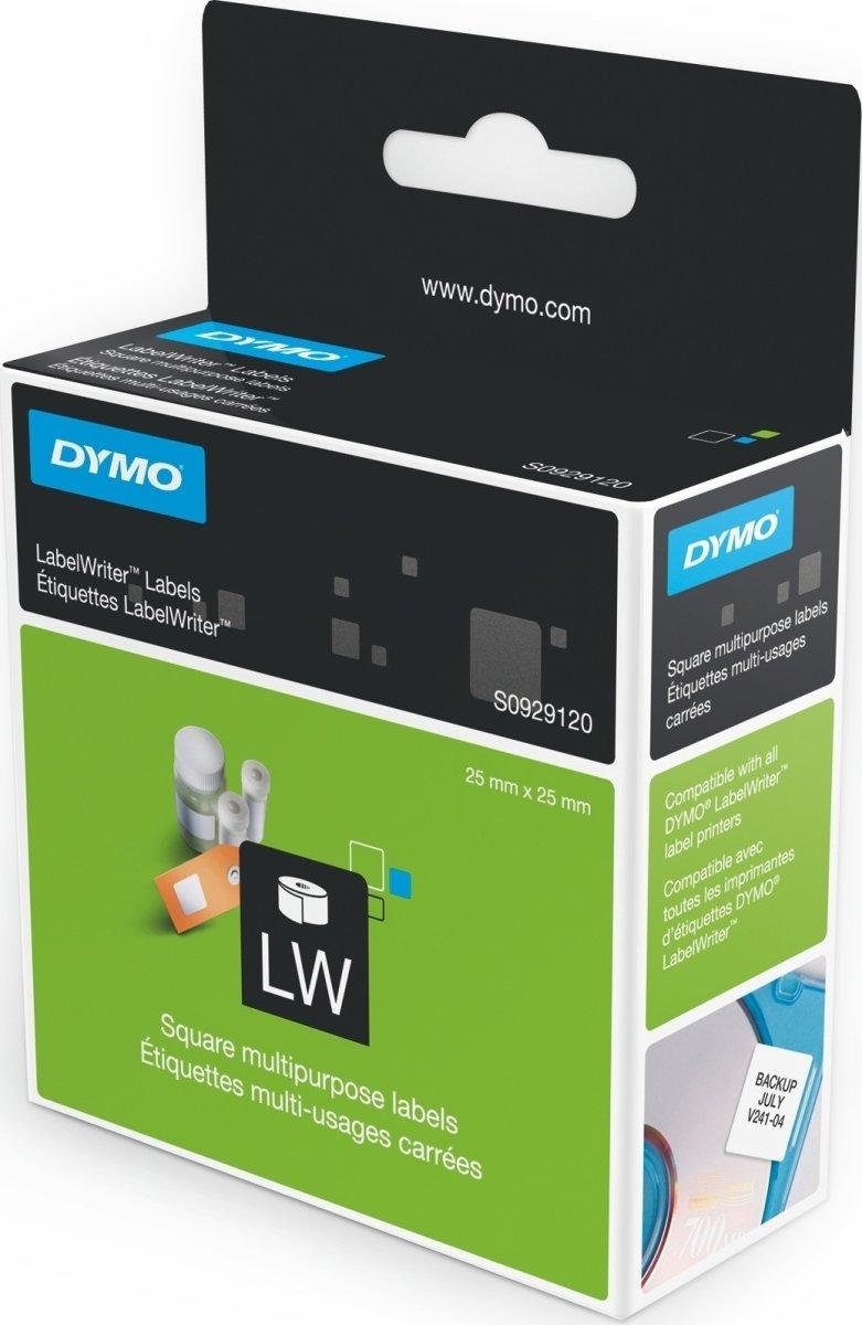 Dymo LW disketteetiket 54x70 mm