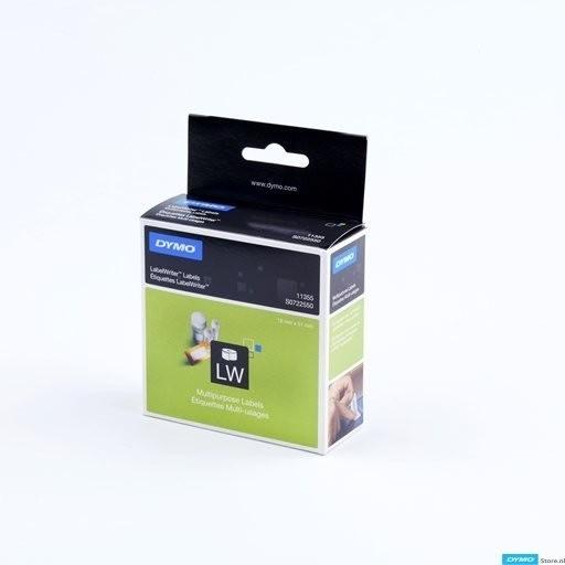 Dymo LW universal-etiket 19x51 mm