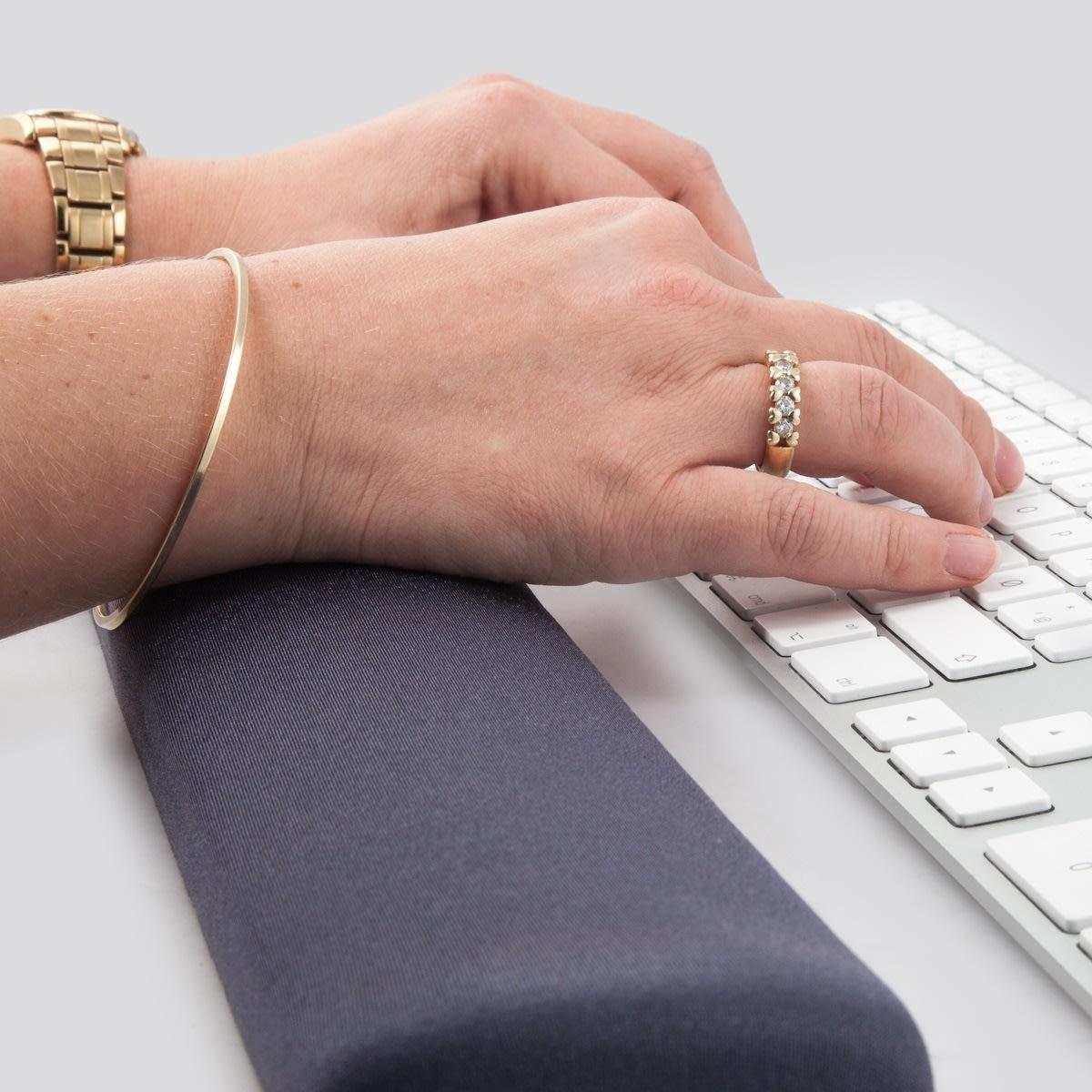 Tastatur håndledsstøtte gel