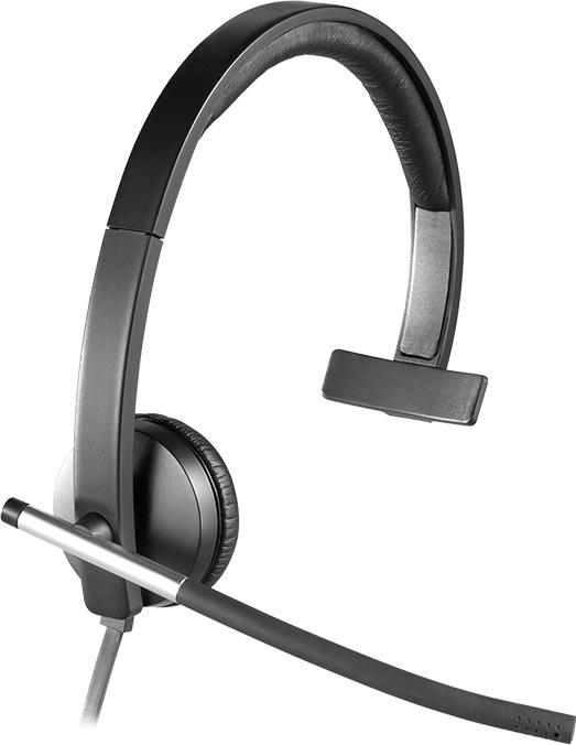 Logitech H650e Mono USB headset