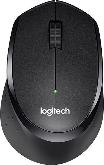 Logitech B330 Silent Plus mus, sort
