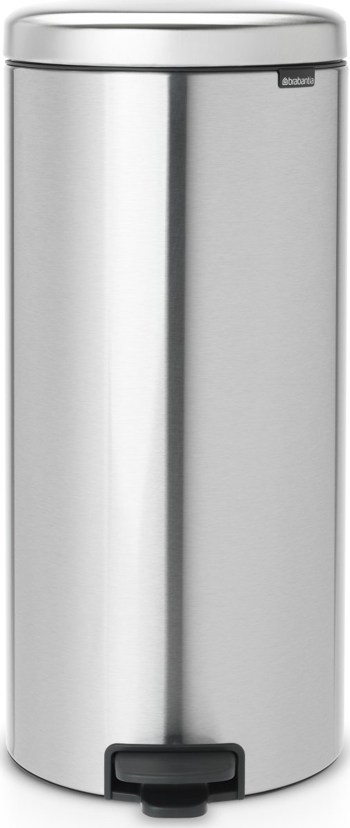 Brabantia Pedalspand, 30 L, matt steel FPP