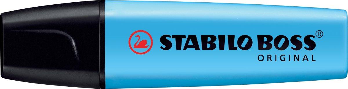 Stabilo Boss 70/31 overstregningspen, blå