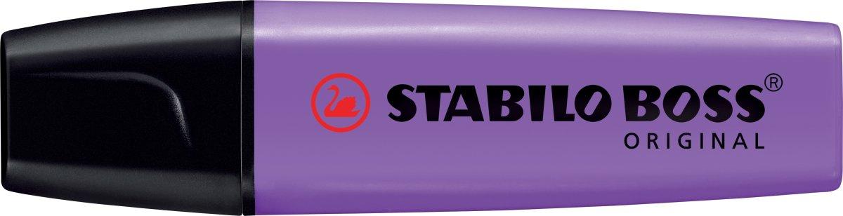Stabilo Boss 70/55 overstregningspen, lilla